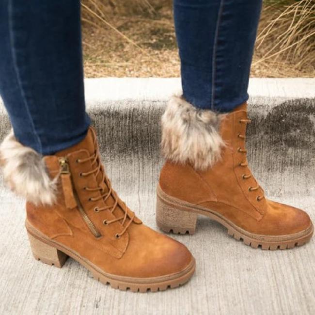 Winter Outdoor Boots