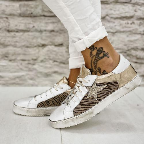 Casual Lacing Sneakers