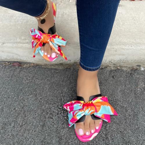 Bow Multi Sandals
