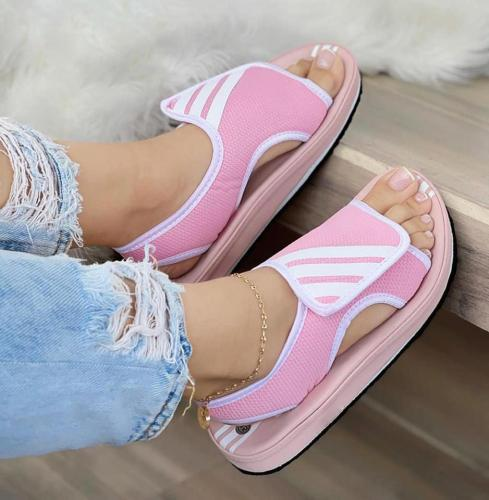Women's Stylish Flying Knit Slides
