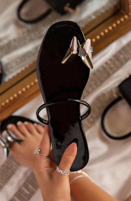 Summer Toe Ring Sandals