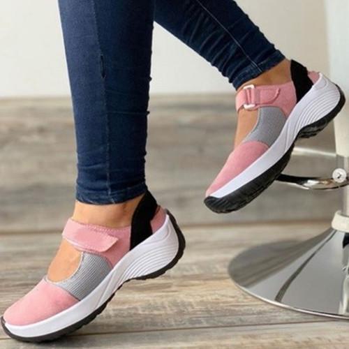 Magic Tape Sneakers