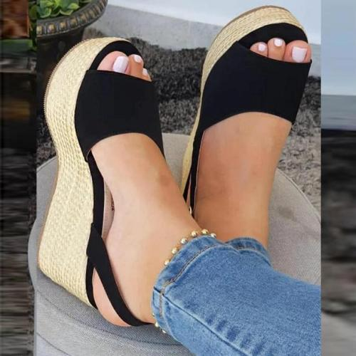Women's Casual Wedge Sandals