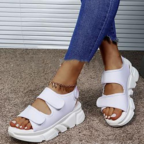 Magic Tape Sandals