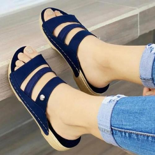 Women's Fashionable Soft Sole Comfortable Slippers
