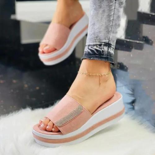 Summer Daily Wedge Sandals