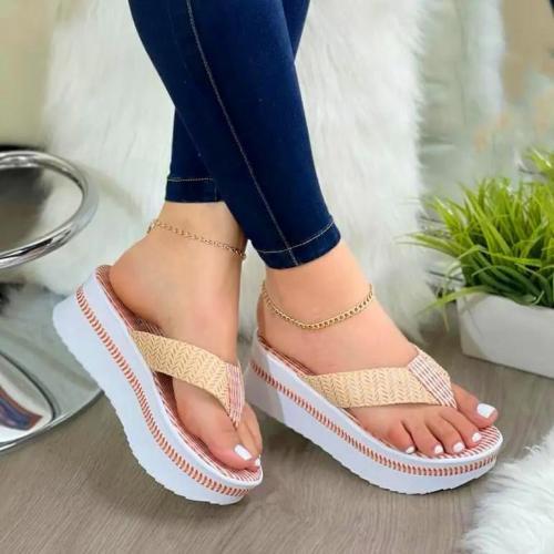 Platform flip flop Sandals