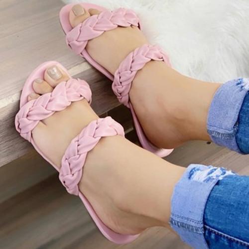 Summer Daily Flat Heel Sandals