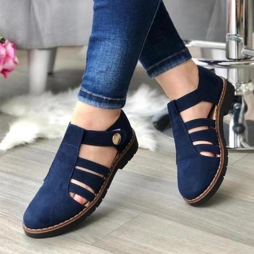 Women's Comfortable Flat Casual Shoes