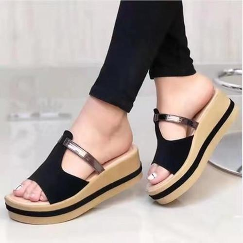 Summer Soft Sole Wedge Sandals