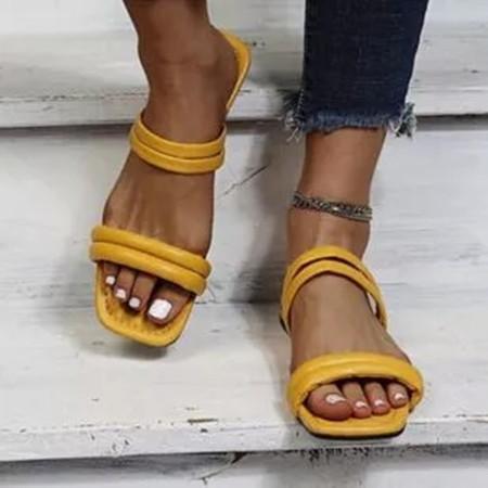 Women's Flats Flat Heel Slippers