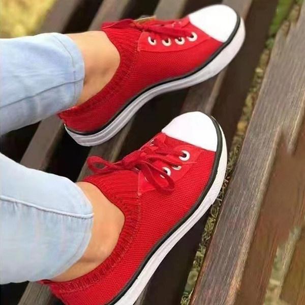 Women's Casual Fly Knit Sneakers