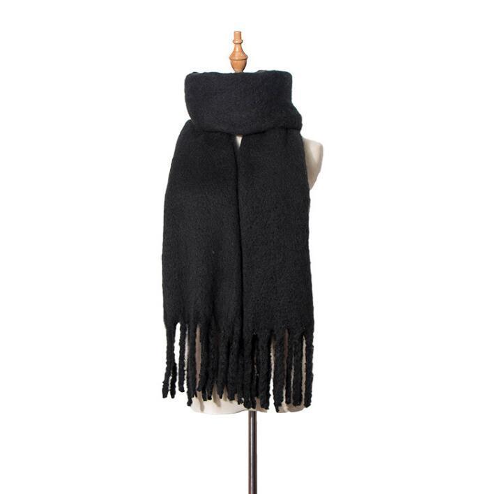 Women Winter Warm  Scarf Shawls Scarves Wraps