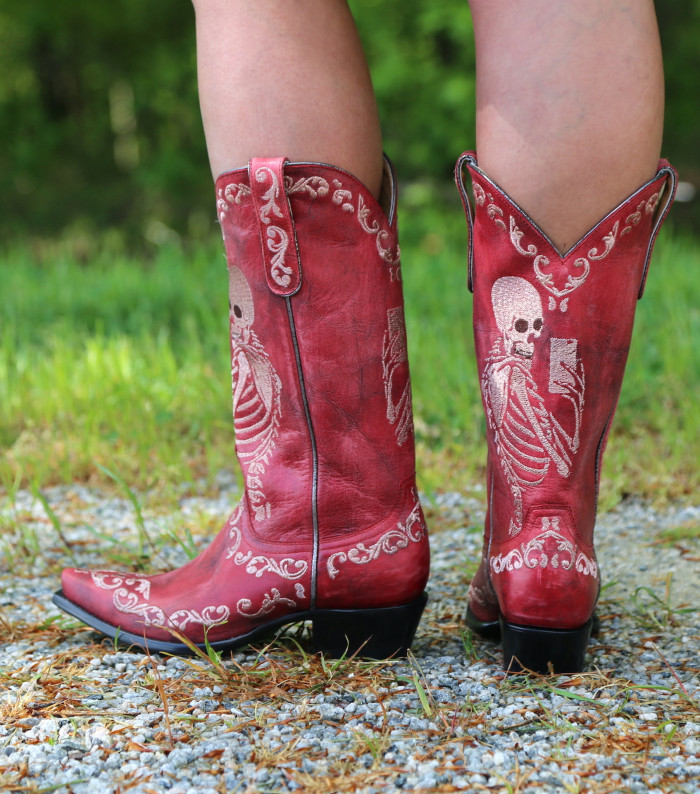 Halloween hot sale Old Gringo Ladies High Boots