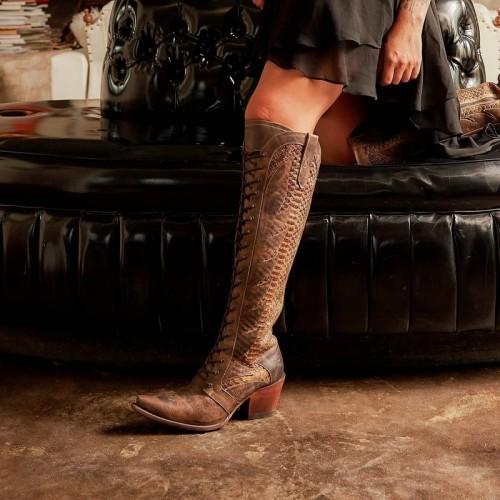Women Fashion Cowgirl Boots