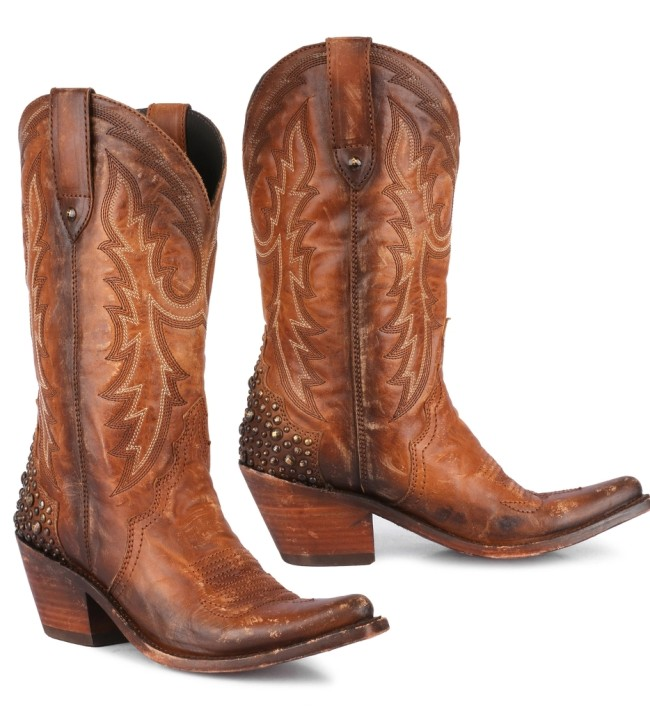 Western Cowgirl Boots
