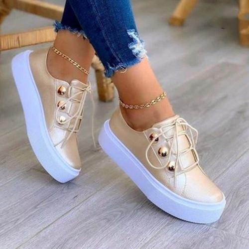 Women All Season Lacing Sneakers
