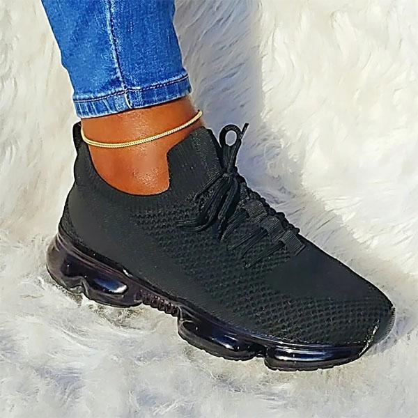 Cute Closed Design Casual Comfortable Sneakers