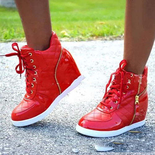 New Style Increased Casual Women's Shoes