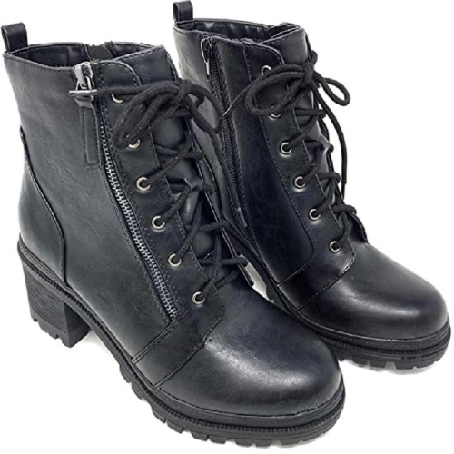 2021 Autumn And Winter Season All-Match  Woman Boots