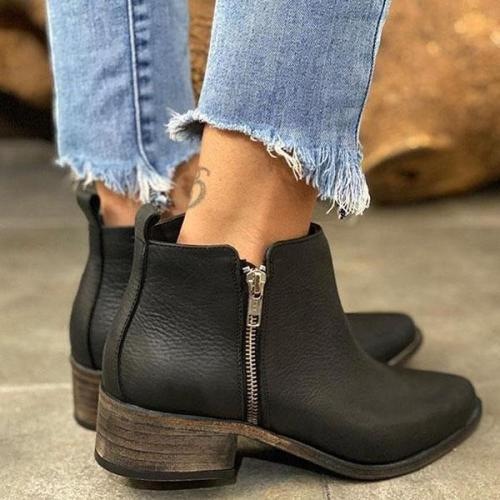 Daily Peep Toe Ankle Booties