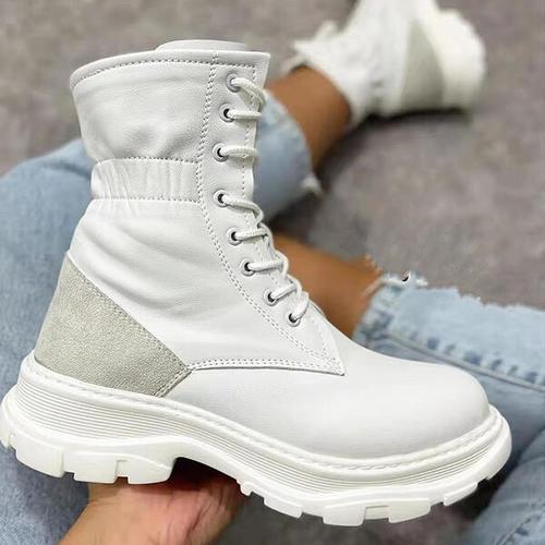 British Style Martin Boots