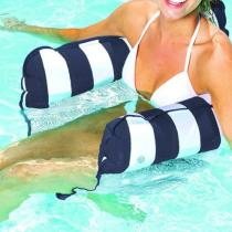 Inflatable Hammock Portable Pool Float
