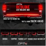 Colorful Tailgate Light Bar