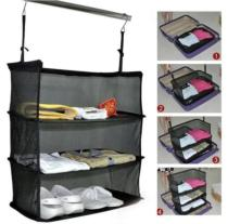3-Layers Foldable Travel Bag