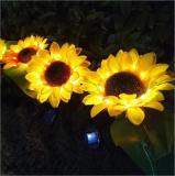 THE BEST GIFT FOR YOUR LOVE-SOLAR SUNFLOWER LIGHT