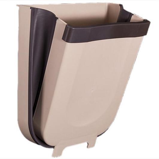 Creative Wall Mounted Folding Waste Bin