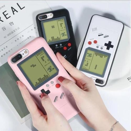 Retro Gaming iPhone Case