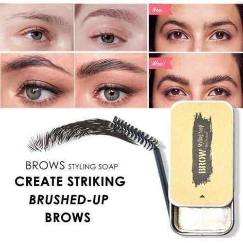 Unisex Eyebrow Styling Soap