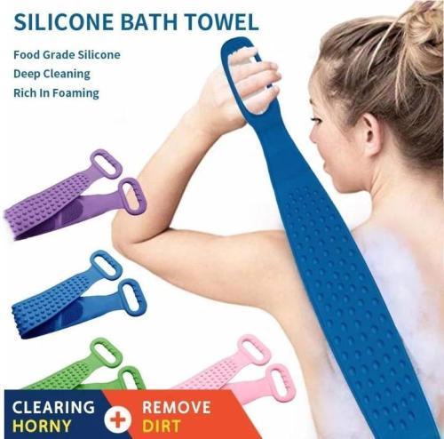 Silicone Back Scrub