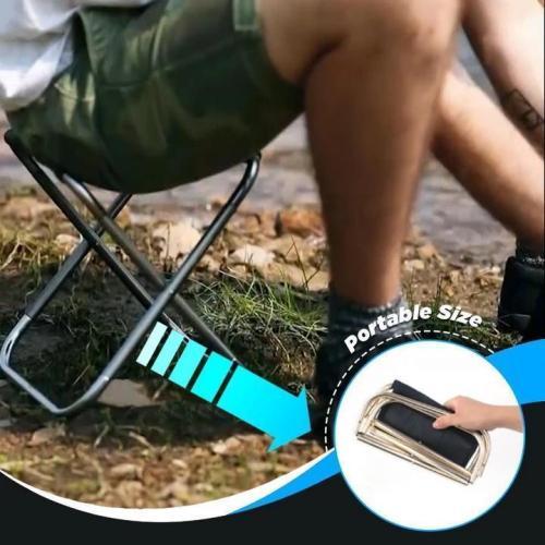 Ultra Lightweight Portable Folding Chair