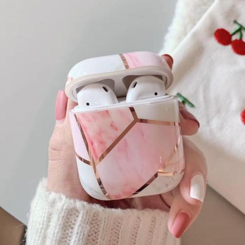 Marble Style AirPods Case
