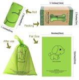 Earth Friendly Green Pet Trash Bags (8 Rolls/120Pcs)