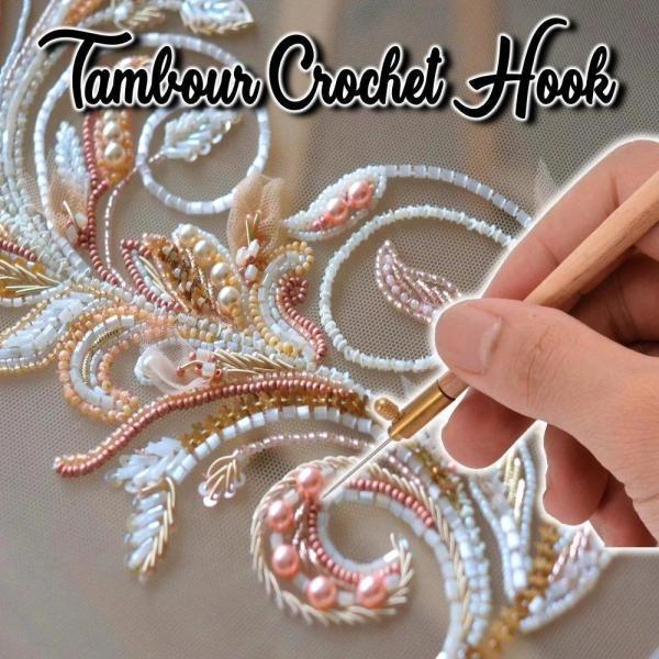 TAMBOUR CROCHET HOOK