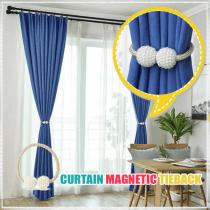 Magnetic Curtain Holder - 2pcs