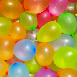 Fast-Filling Water Balloons
