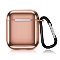 Metal Color AirPods Case Cover