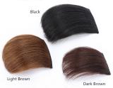 Hair thickening fluffy wig