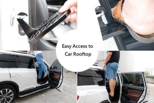 Multifunction Foldable Car Rooftop Rack