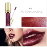 New arrival Metallic Pearlescent Matte Lip Gloss