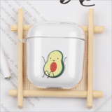 AirPods Cute Clear Transparent Case Cover