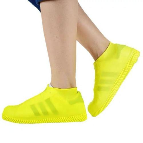 Waterproof Silicone Shoe Cover (1 Pair)