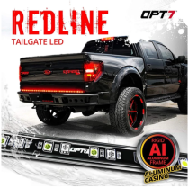 Colorful Tailgate Light Bar
