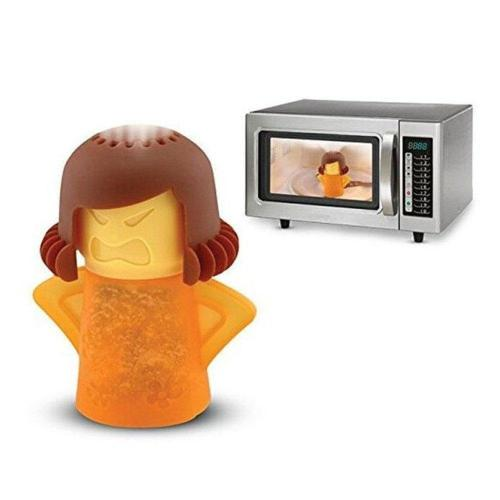 Creative Microwave Oven Steam Cleaner