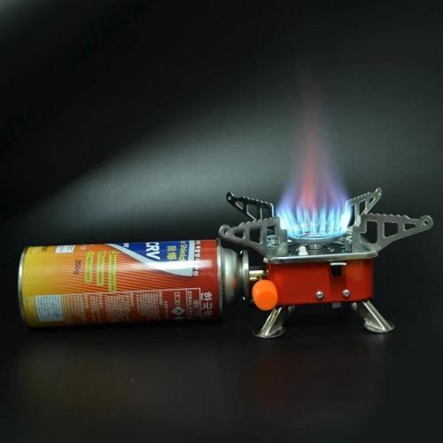 Windproof Foldable Stove Burner