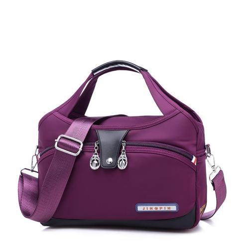 Women's Fashion Waterproof Nylon Bag Anti-theft Multifunctional Handbag